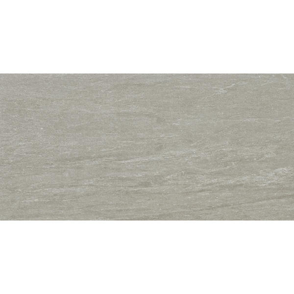 Natural stone rectified porcelain tiles