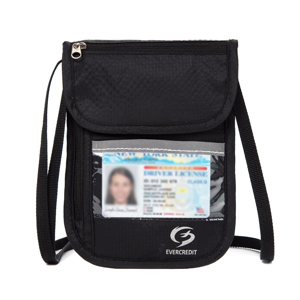 passport card holder id card holder