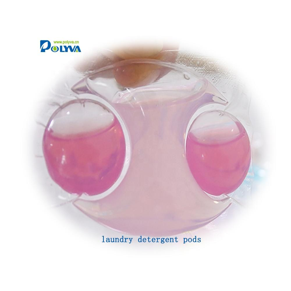 polyva liquid washing detergent capsules laundry pods