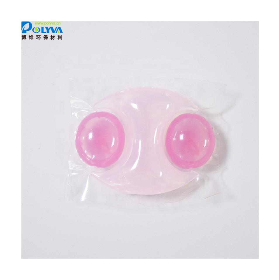 3in1 OEM wholesale and comfort liquid water soluble laundry pods for washing clothes