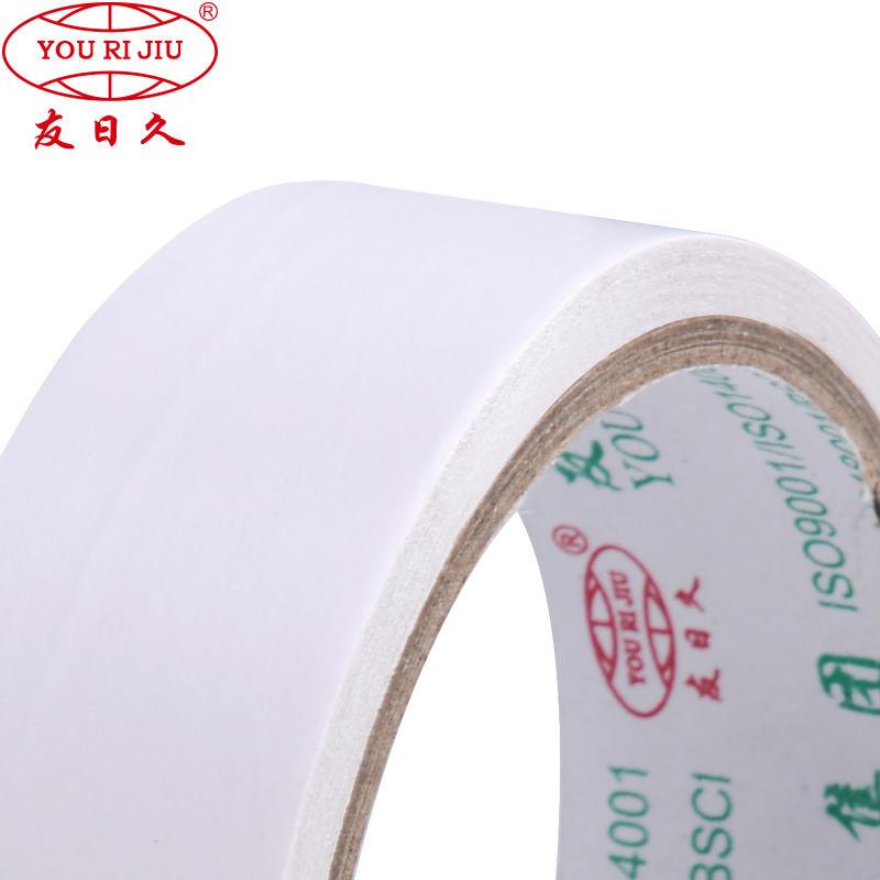 Custom hot melt self adhesive tissue paper double side tape