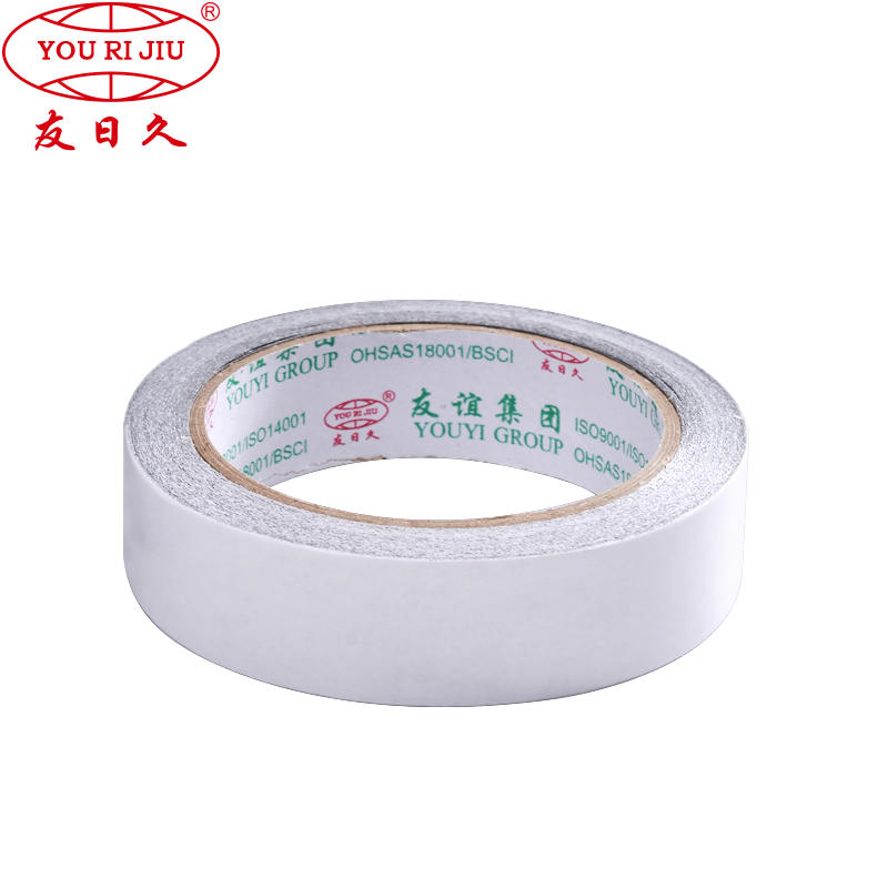 High quality double sided tissue tape double side adhesive tape