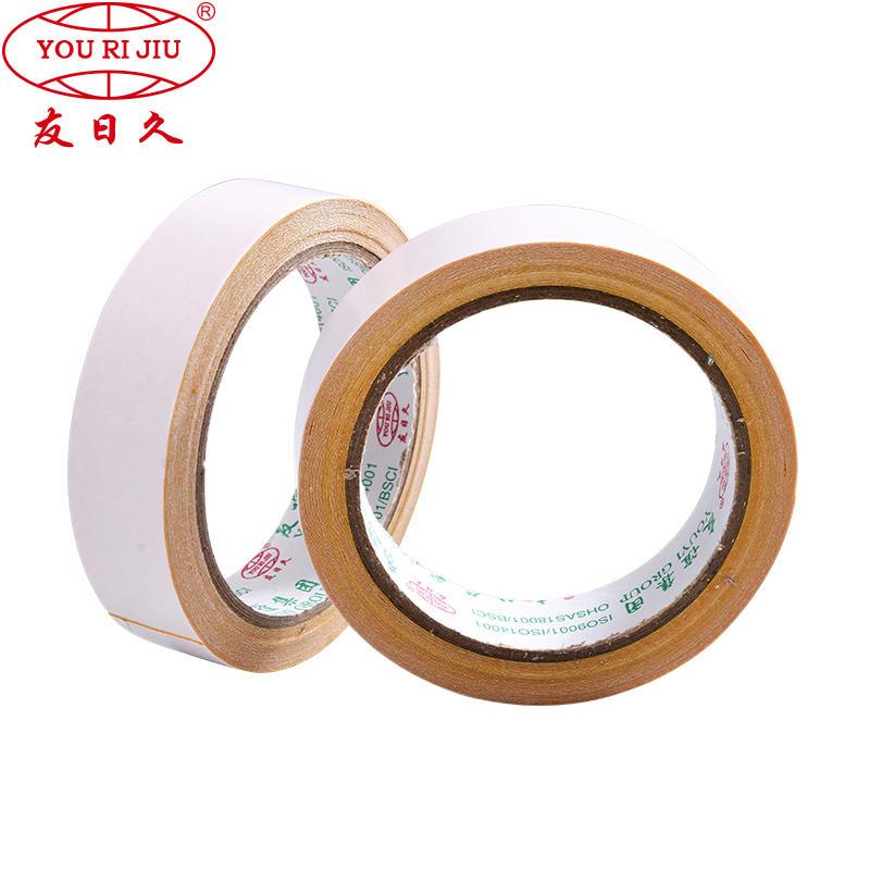 Tissue/OPP/PET/EVA Double Sided Adhesive Tape