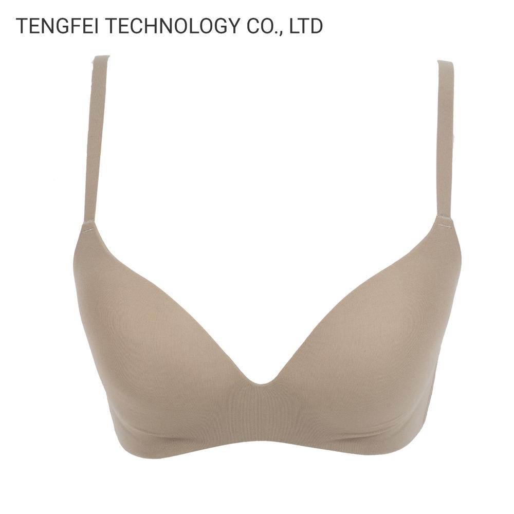 Ladies′ Seamless Senselast 3D Wire Free Underwear/Bra/Lingerie