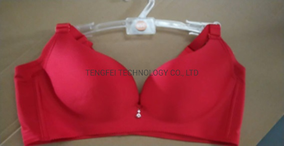 Women′s Seamless Supportive Wire Free One-Piece Bra