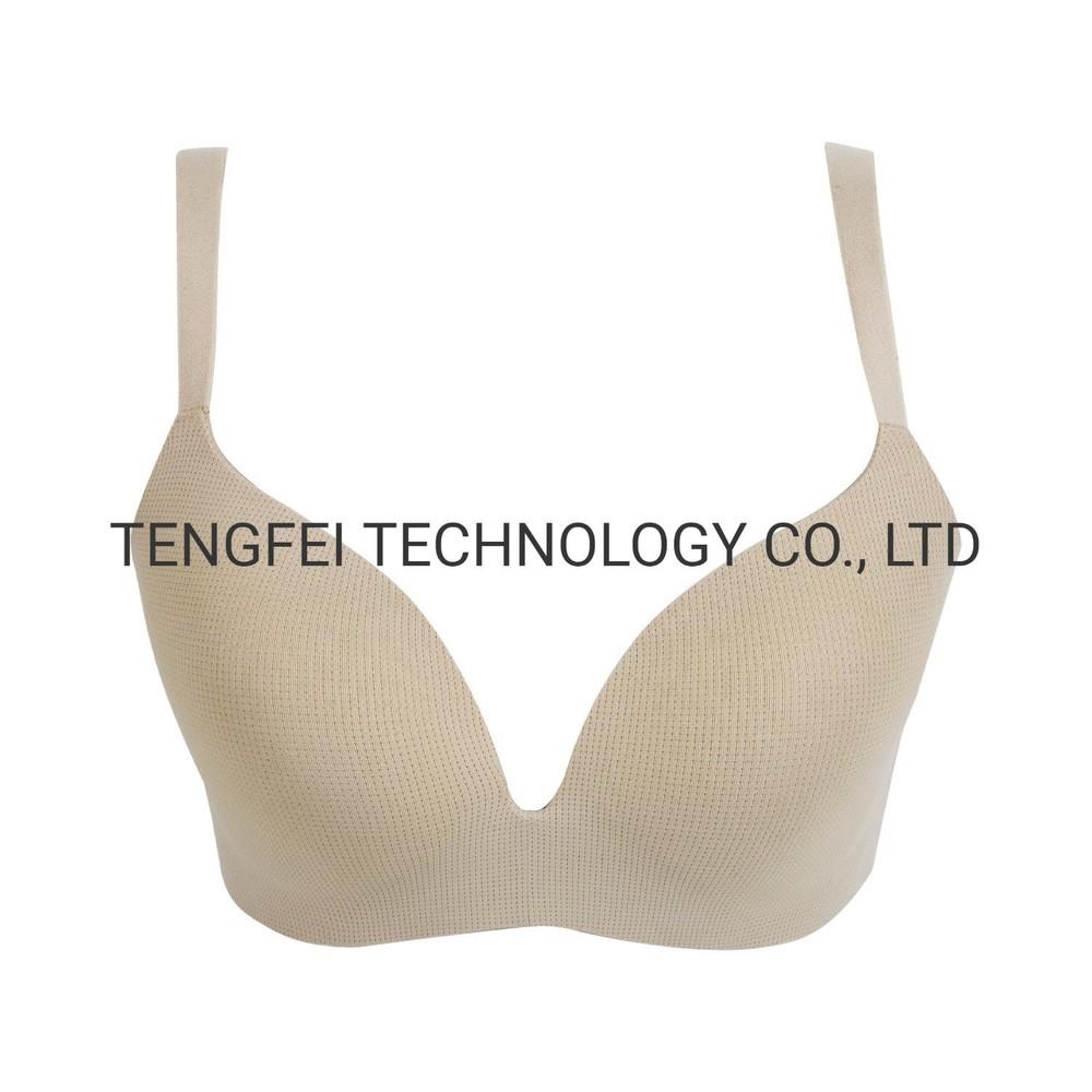 Ladies′ Seamless Wireless Breathable Comfortable Underwear/Bra/Lingerie