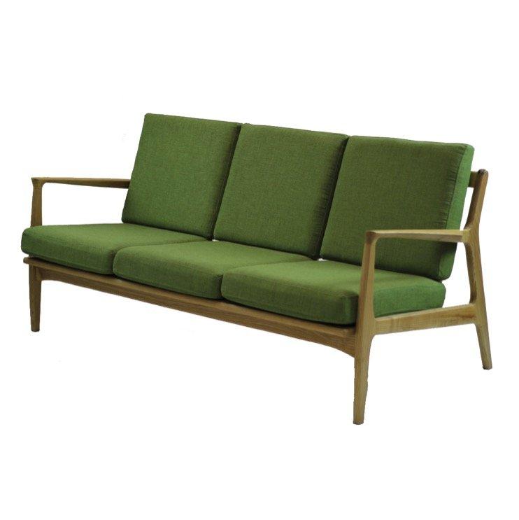 Chinese wood modern handmade wooden sofa set