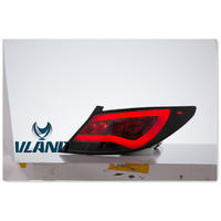 Vland factory for Accent tail lamp for Verna LED taillight 2012 2014 2015 2017 for Solaris tail light with wholesale prices