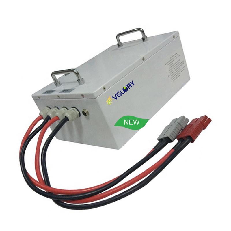 Akku 50ah 13s10p 48v 12v Electric Golf Trolley Polymer Lithium 24v 10ah Lifepo4 60v 100ah Battery
