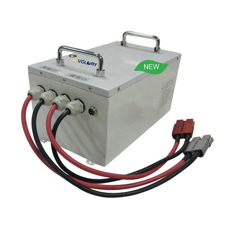 With Lithium Ion Akku Mit 72v 100a Battery Free Maintenance Custom Lipo Lifepo4 48v 50ah Bms