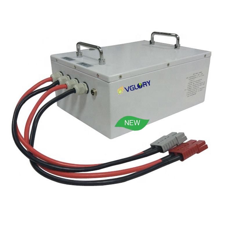 100ah Lifepo4 6v232(20hr) Ev Lead Acid 48v 120ah Battery Pack For Agv Diy Lithium Ion 36v Golf Cart