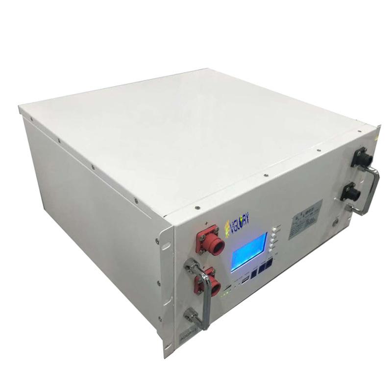 Environmental high density lithium 48v 100ah battery