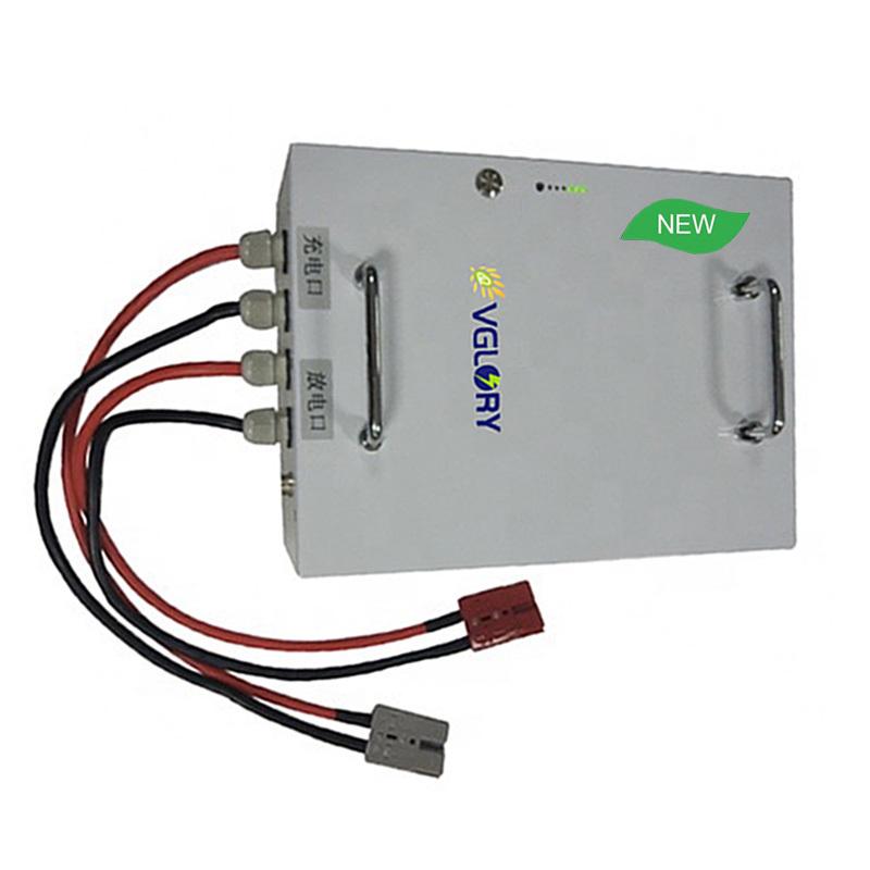 Solar Golf Car Lifepo4 48v 25ah 36v 60v 72v 96v 12ah 20ah 50ah Powerful Li-ion Battery Bank 48100