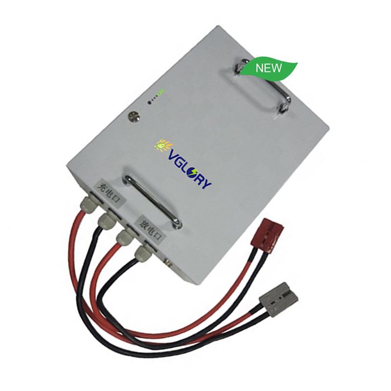 Petrol Electric Passenger Motorized 48v40ah 48v 60v 72v Lithium Ion Battery For Custom Tricycles