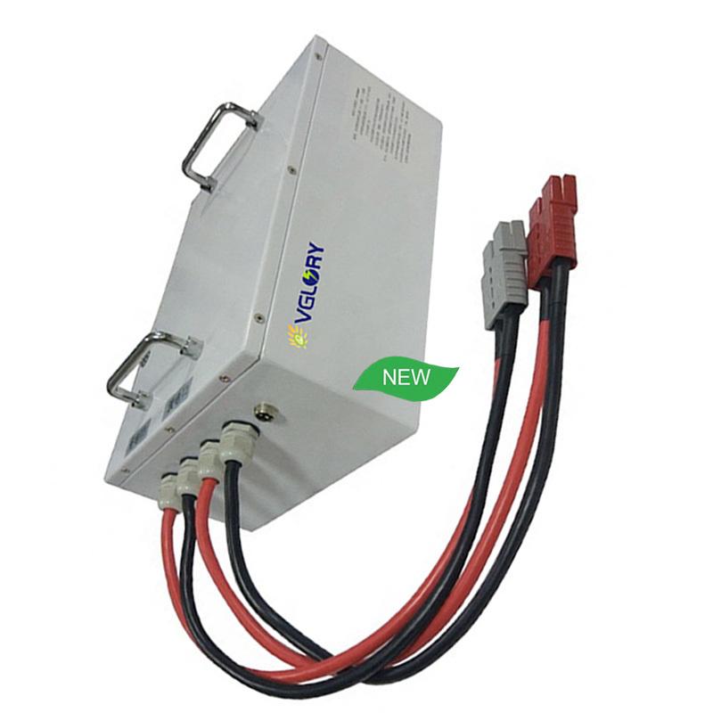 Deep Cycle 48 Volt Rechargeable Oem Odm Lipo Communication Backup Lifepo4 48v 50ah Lithium Battery