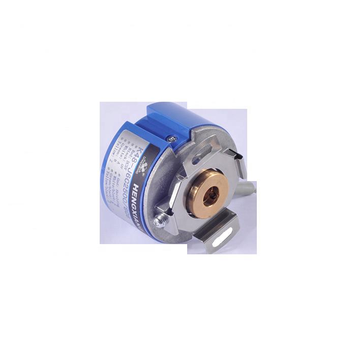Hengxiang brand encoder IHU4808-001G-1024BZ1-6P5L Servo motor hollow shaft push-pull output DC5V