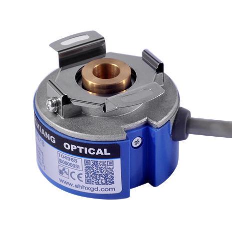 china encoder manufacturer dc servo motor with 250 ppr DC12V