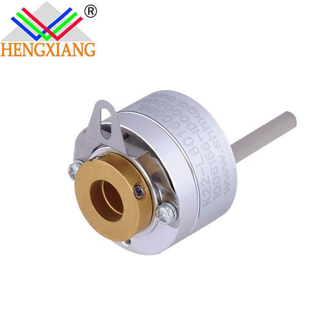 K22 outer dia 22mm blind hole shaft 4mm to 6.5mm 1600ppr space saver mini rotary encoder