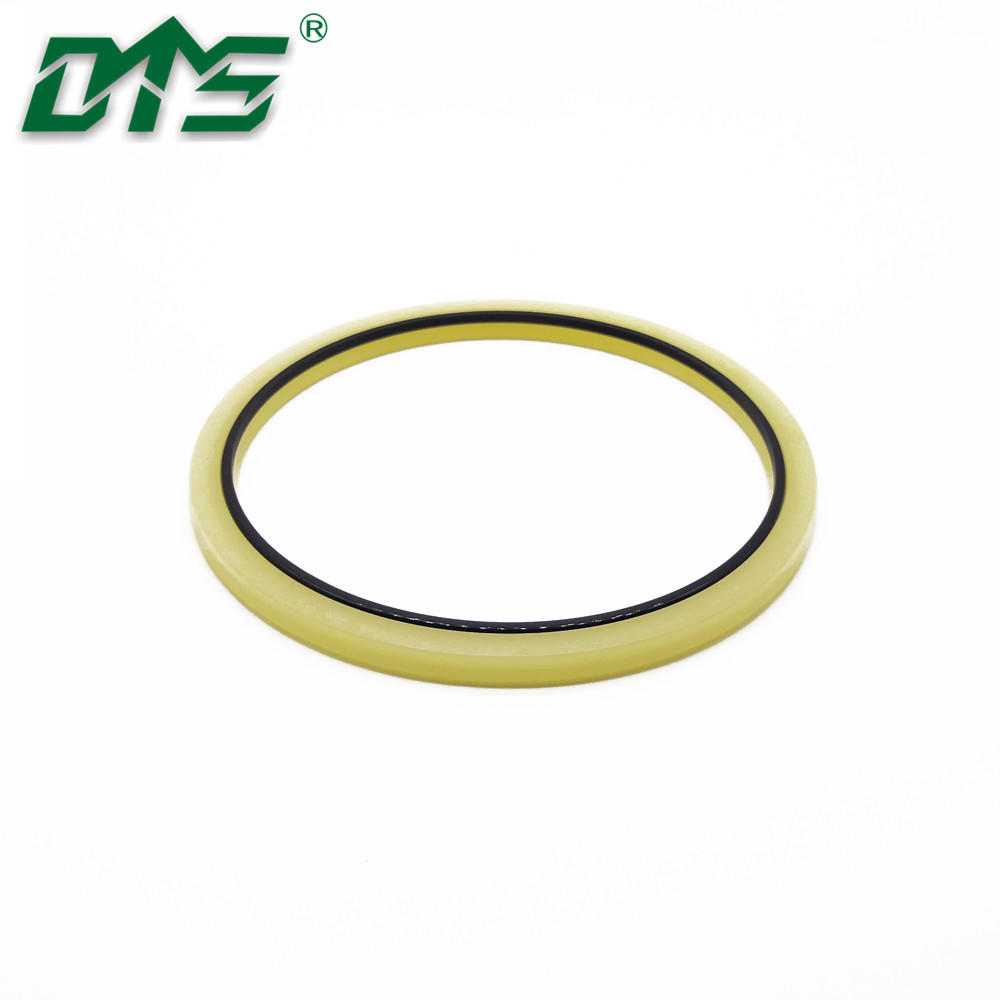 PU and Nylon Low Pressure HBY Rod Buffer Seal with Anti-Extrusion Ring