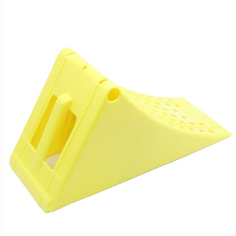 Good Quality Plastic Wheel Chock