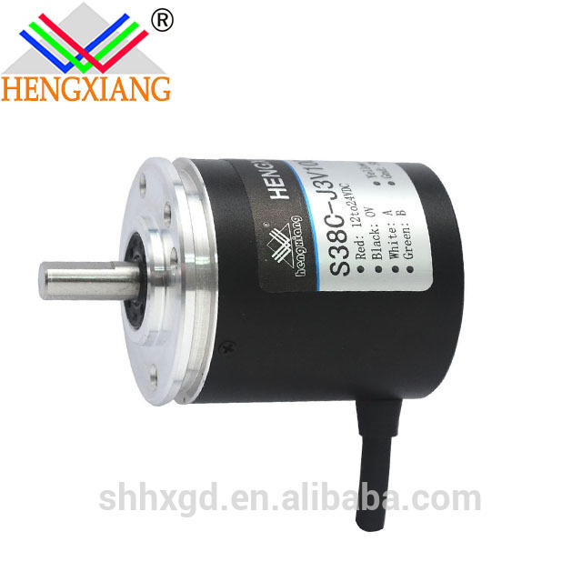 S38C-Series Incremental cable encoder