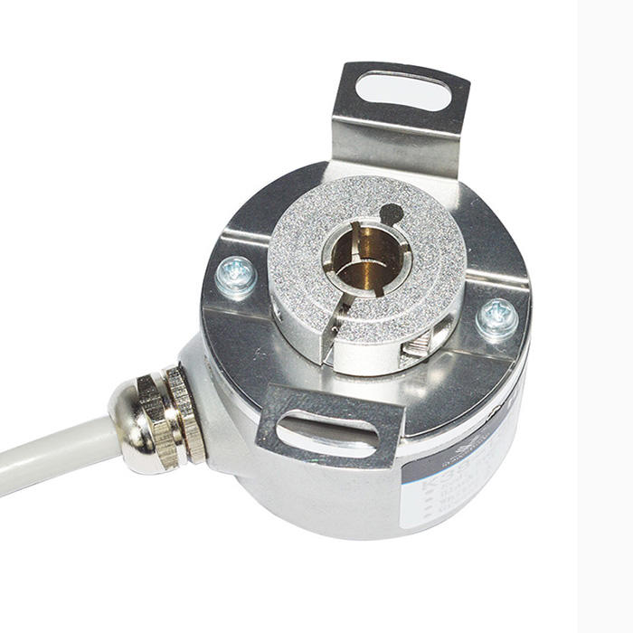 K38 hollow shaft encoder 1000 pulse high performance for HES-10-2MD rotary encoder directly buy from China factory
