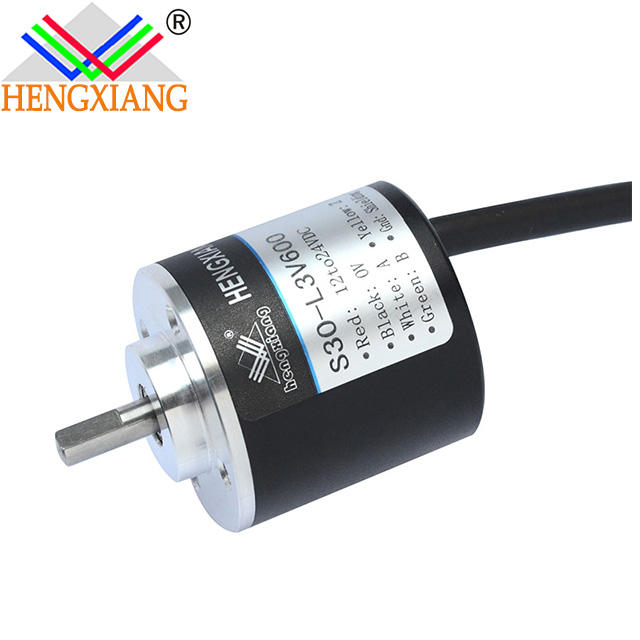Hengxiang S30 encoder what is encorder revolution 600