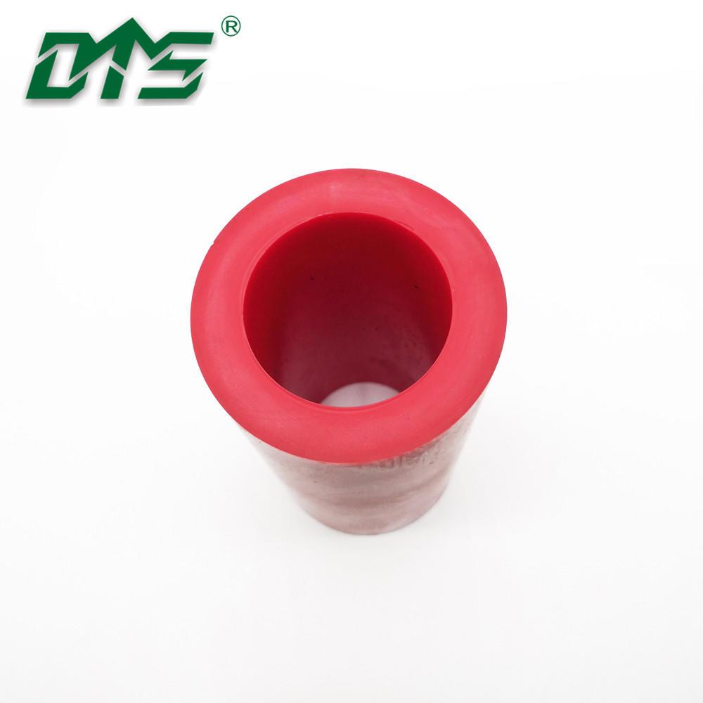 Polyurethane PU Tube Semi Materials for U Seals Productions CNC Lathe