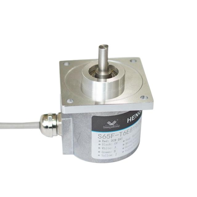 IT65-Y-3600ZND2CR/S331 3600 pulse Robust Industrial Incremental Encoders equivalent S65F with connector