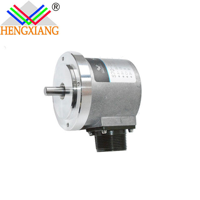 Incremental Type Rotary Encoder S70-T Series elevator weight sensor
