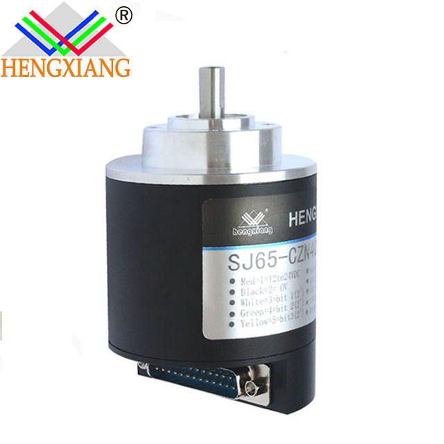 8mm absolute encoder SJ65 position 12bits rotary