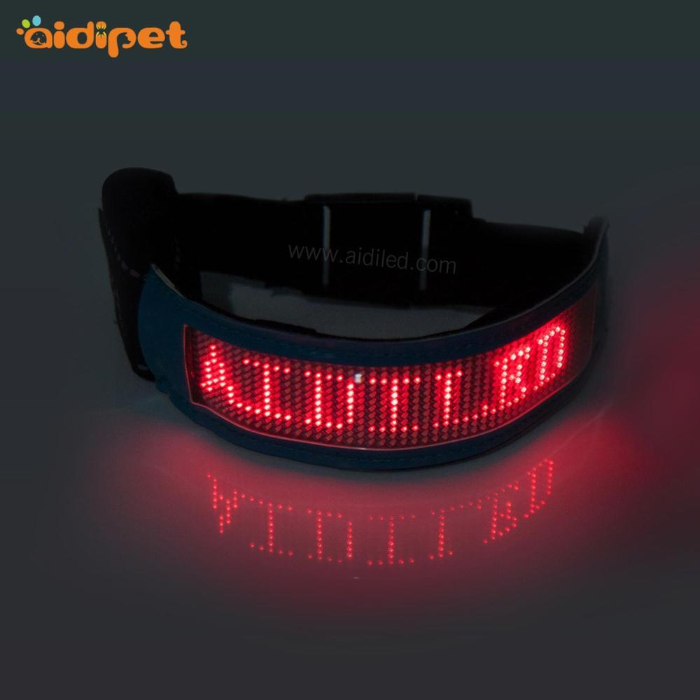 Fashion Reflective LED Running Armband For Outdoor Safety