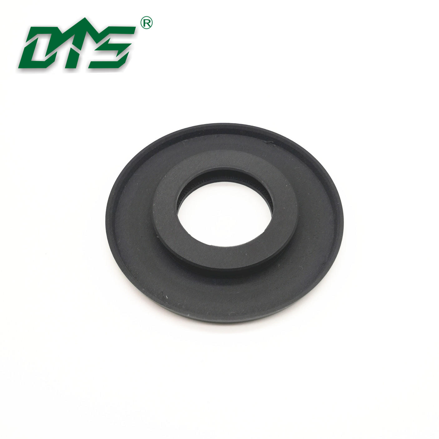 High Speed Bearing Protection Carbon Filled PTFE Labyrinth Packing Seals Inter with O Rings