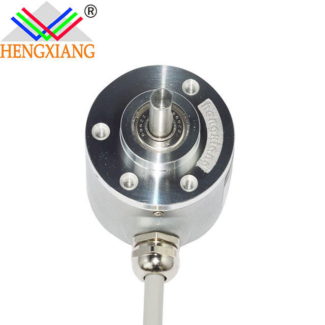 5mm shaft incremental encoder High Quality Rotary Encoder MPG EH38A1024Z5L6