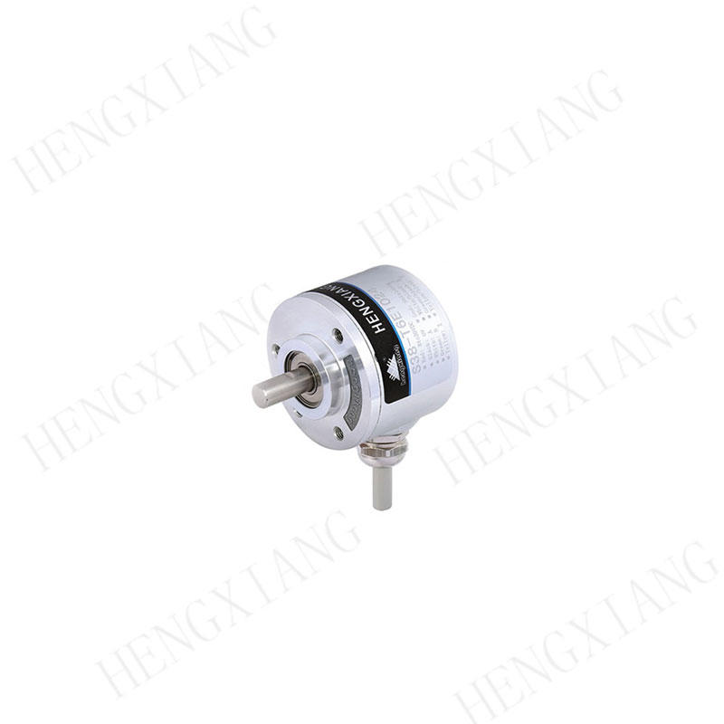 S38 dust proof Light Duty 500 PPR Incremental Encoder 6mm Solid Shaft 38mm Diameter trd-2t500b equivalent