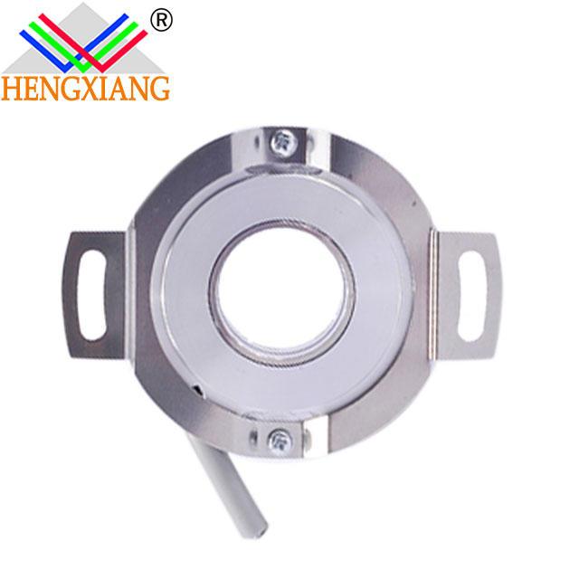 K58 hollow shaft rotary encoder extra thin inner diameter 15mm,16mm,18mm,20mm,22mm incremental encoder