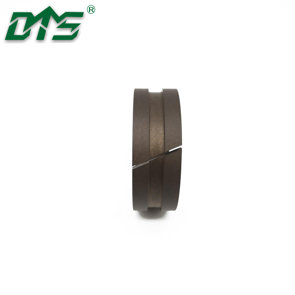 Factory customize PTFE filled hydraulic shaft guide sleeve DFI