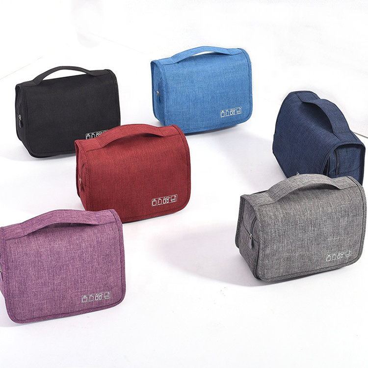 product-Osgoodway Waterproof Portable Travel Toiletry Bag Hanging Women Cosmetic Bag-Osgoodway-img-1