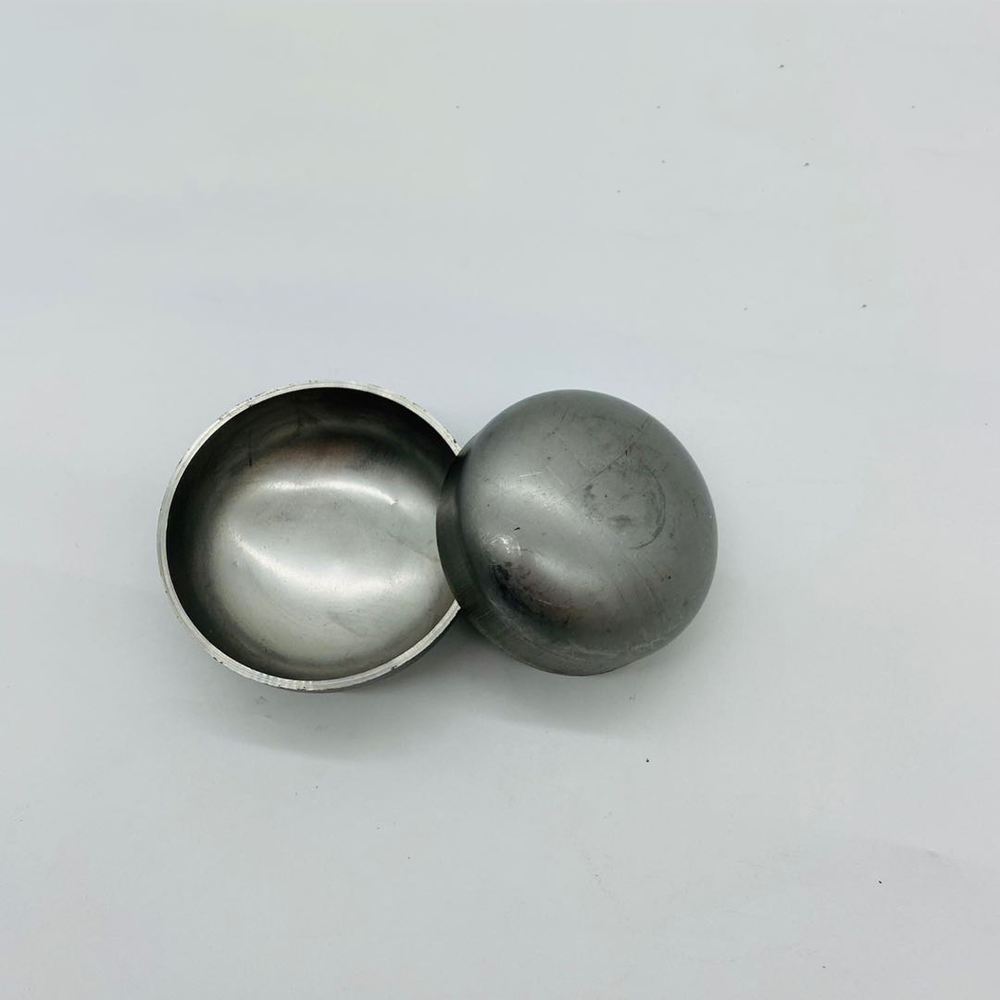 Stainless steel flat bottom dished head manufacturers with ASME standard