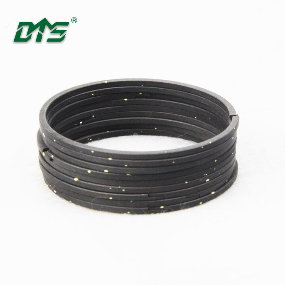 High Pressure AutomobileTransmission Seals Rings with Carbon Fiber Filled PTFE