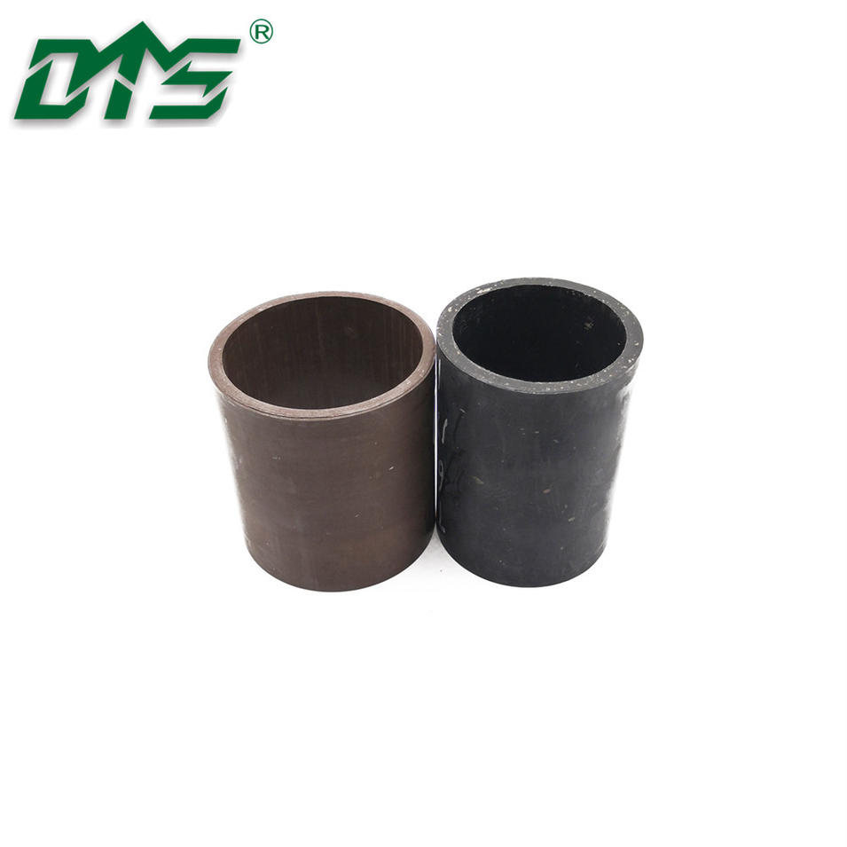 Semi Finished Hydraulic Seals Materials Bronze Filled PTFE Tubes for CNC