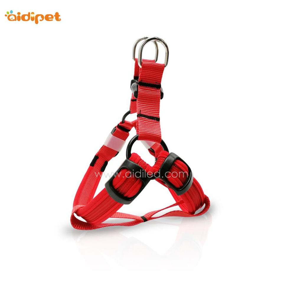 Dog belt running traction rope Pet Products Professional Comfortable Chest Straps reflective Dog Vest Harness