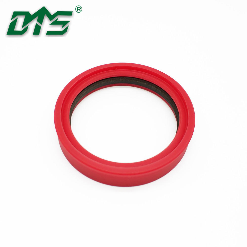 Low Friction Cylinder Shaft Filled PTFE For Rod seals TDI