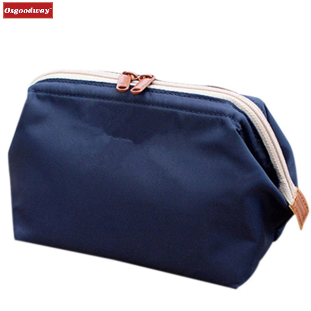 Osgoodway 2020 Hot Sale Portable Multifunction Custom Beauty Travel Cosmetic Bag Make Up Case Pouch for Ladies