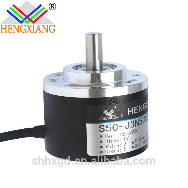 Industrial Rotary Encoder S50- Series Encoder small weight sensor