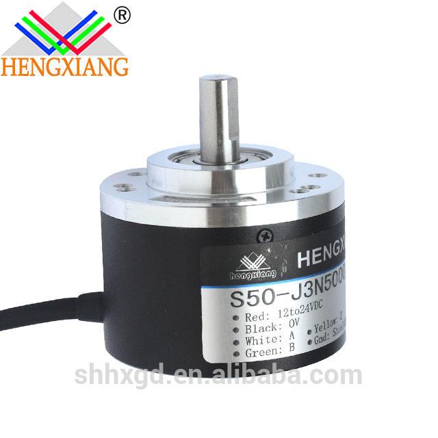 Industrial Rotary Encoder S50- Series Encoder small weight sensor