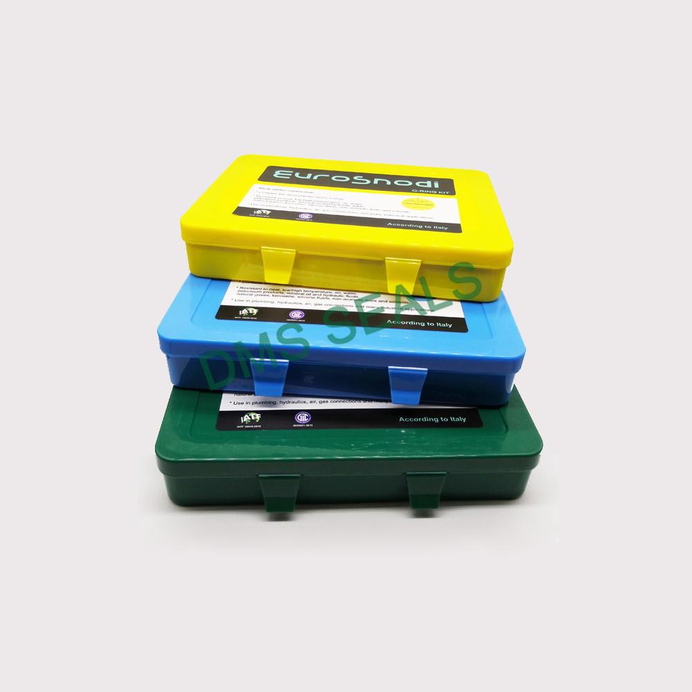 hydraulic oring seal kit box for cat komatsu hitachi