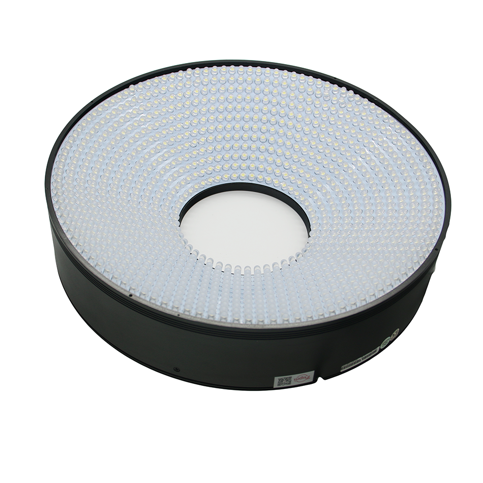 Machine vision test superior RGB White color led ring light for industry