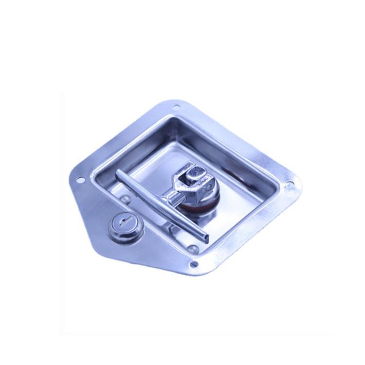 Paddle Lock Stainless Steel Heavy Paddle Lock Truck Door Toolbox Lock