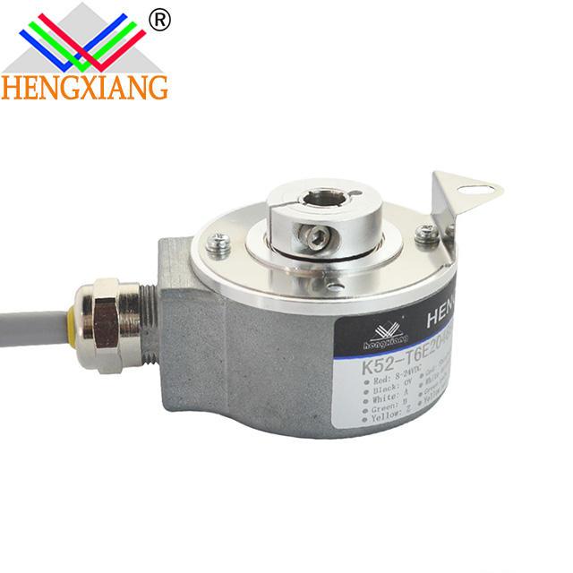 Hollow shaft heavy duty torque encoder installation size 55mm
